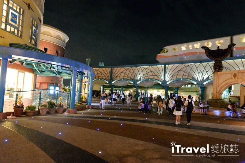《东京迪斯尼海洋》Tokyo Disney Sea 15周年庆及万圣节同乐,交通、票券、游乐设备与限定商品推介