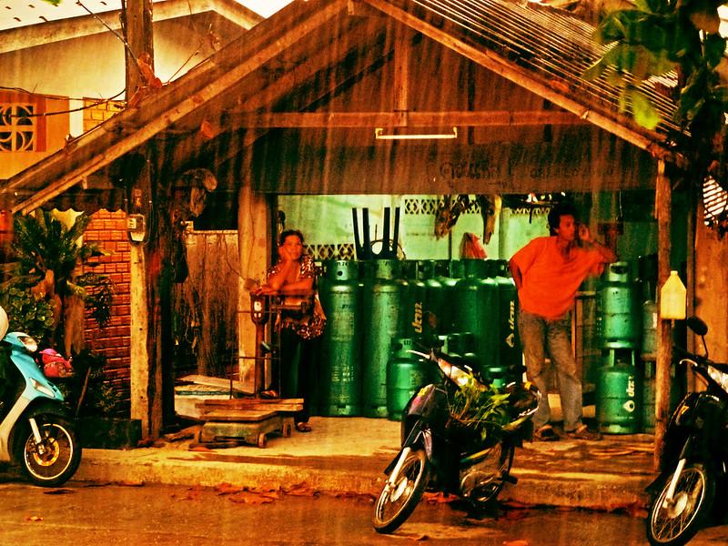 3 - Carnet de Thaïlande - 15 - Baan Thongsala