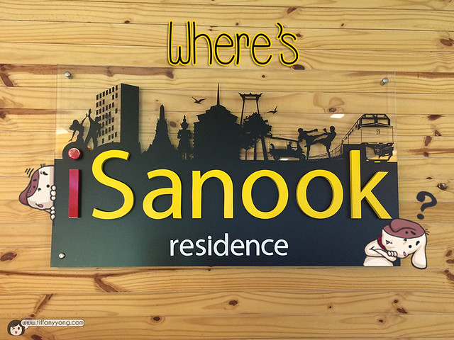 iSanook Residence Address
