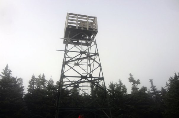 Old Speck Fire Tower