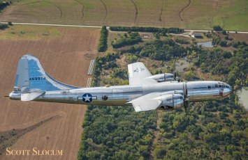 B-29 Doc: Second Flight, Oct. 1, 2016