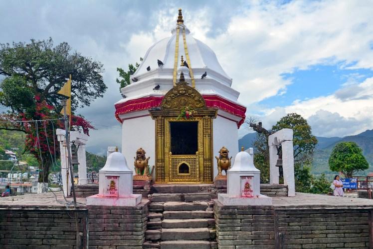 Nepal - Pokhara - Bindhyabasini Temple - 1