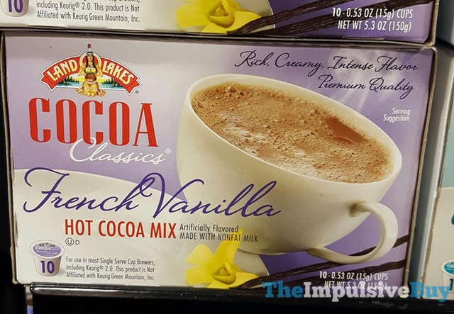 Land-O-Lakes Cocoa Classics French Vanilla K-Cups