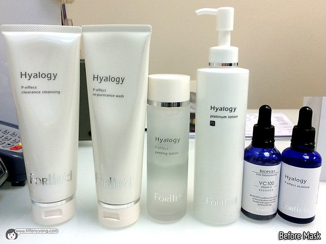 Skin Science Forlled Hyalogy Products