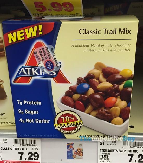 Atkins Classic Trail Mix
