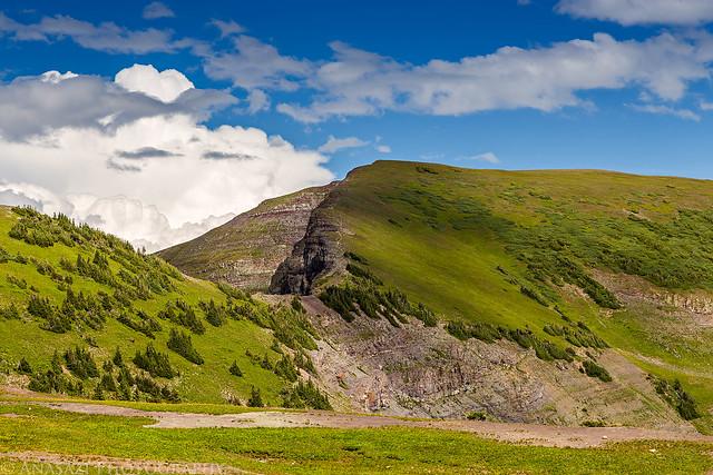 Scarp Ridge View