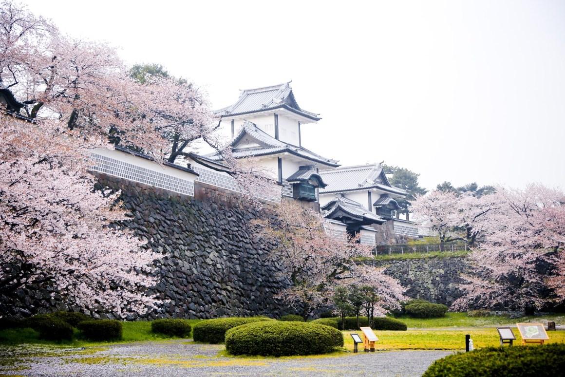 金澤旅遊景點 Kanazawa Castle Park 金沢城公園