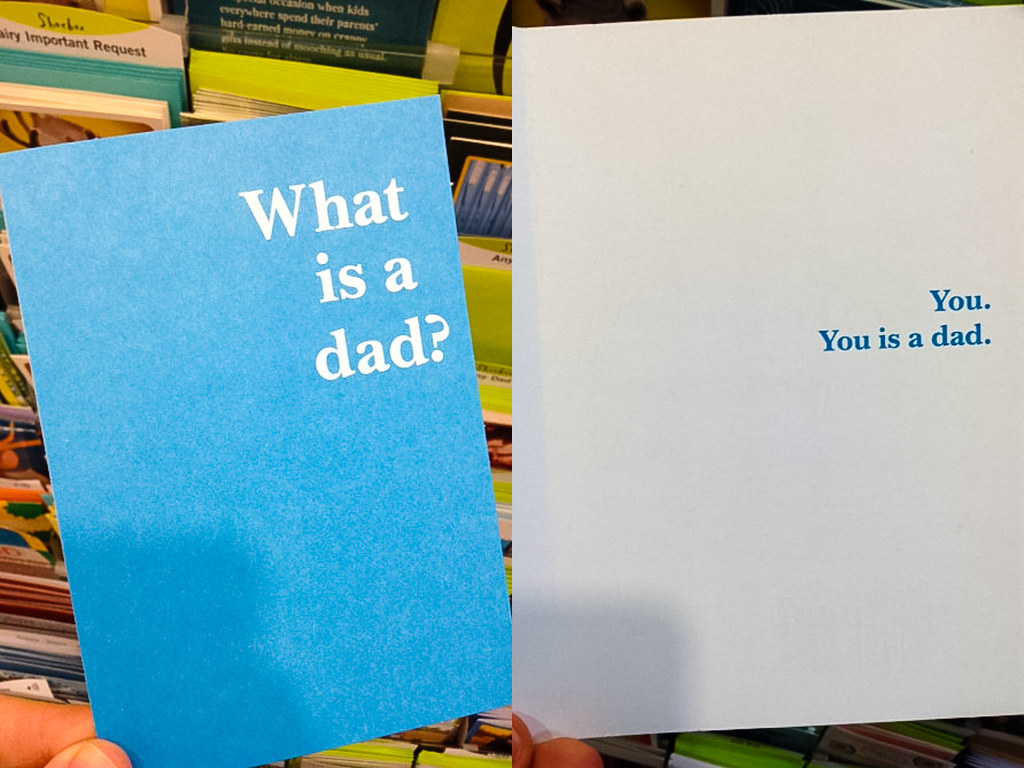 What Is a Dad?