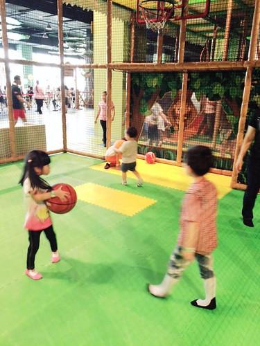 JG basket ball