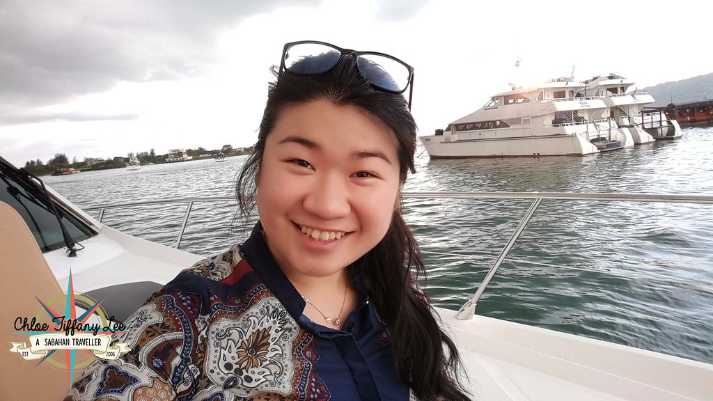 TROPIKA Leisure yacht for events or sunset cruise in Kota Kinabalu, Sabah, Chloe Tiffany Lee (6)