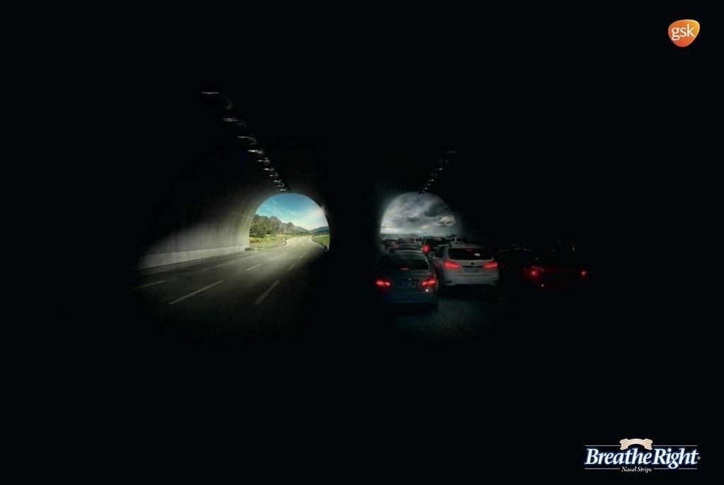 Breath Right Nasal Strips - Tunnel 3