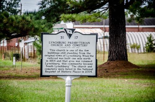 Lynchburg Presbyterian Church