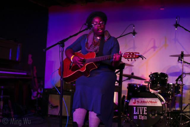 Saffron St. James @ Live on Elgin