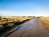 Spurn Road mud
