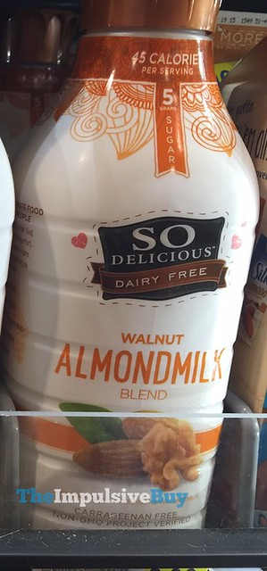 So Delicious Walnut Almondmilk Blend