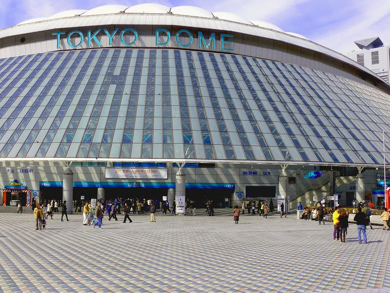 Japón en el anime: Kinnikuman - Tokyo Dome