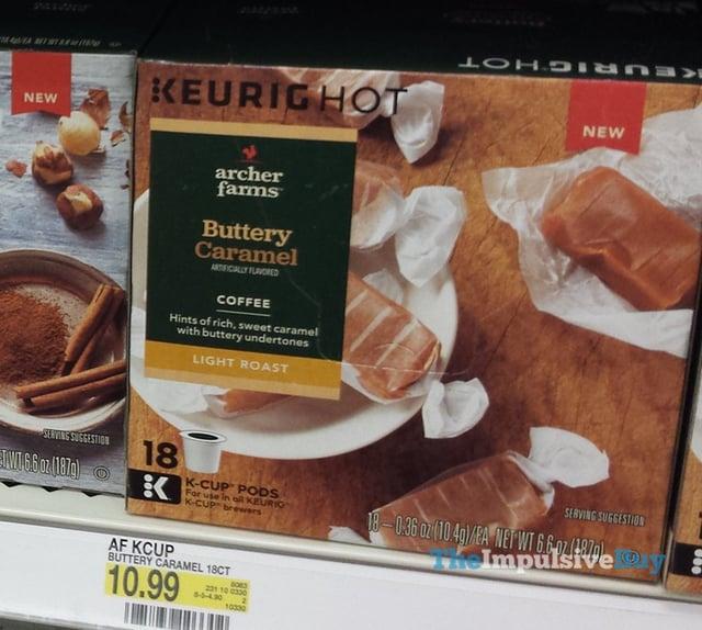 Archer Farms Buttery Caramel K-Cup