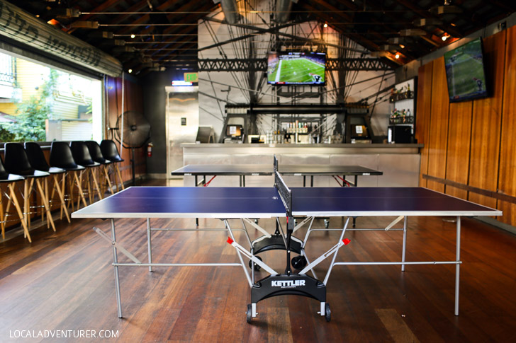 Park & Rec (Best Sports Bars San Diego).
