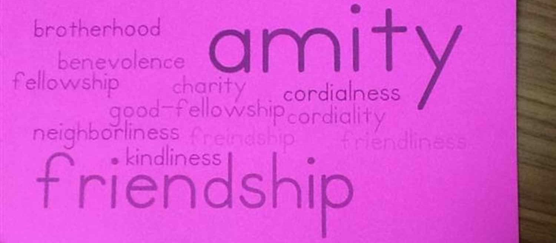 Amity & M E T - By Riyad Arefin Sohan