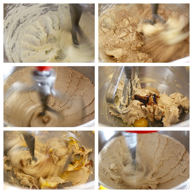 Rye Whiskey Chocolate Chip Cookies - 26