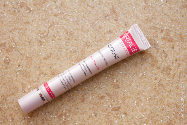 14 Uriage Isoliss Eye Contour Care 1st wrinkles, radiance