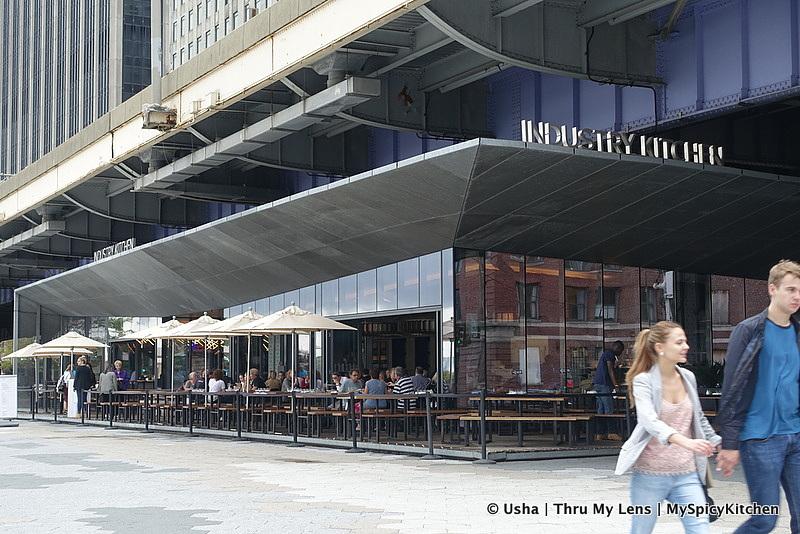 South Street Seaport, East River Esplanade