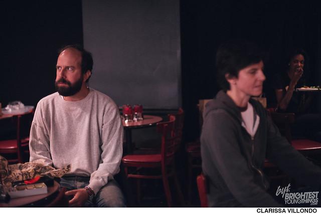 Brett Gelman and Tig Notaro