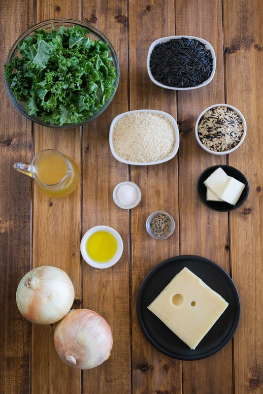 healthy, hearty ingredients
