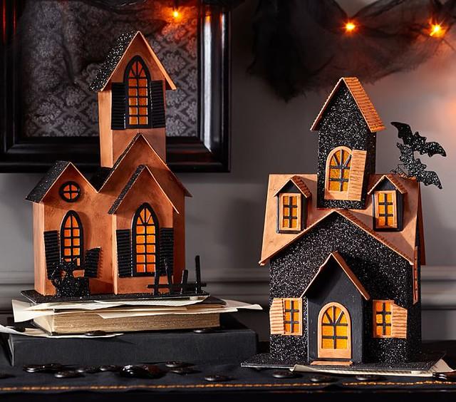 Lightup Haunted House