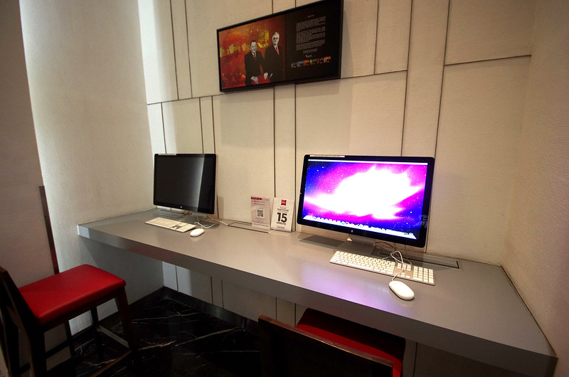 pc station - ibis singapore novena