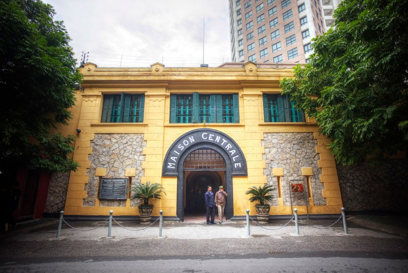 The Infamous Hanoi Hilton.