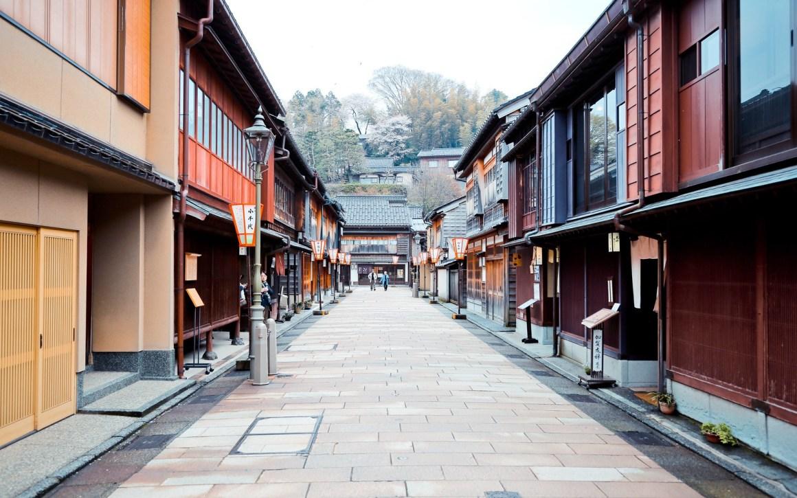 金澤攻略 東山ひがし (東山茶屋街)