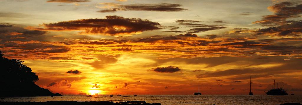 Thailand Koh Lipe Sunset, Koh Lipe beach