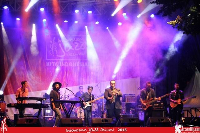 Indonesian Jazz Festival 2015 - TnD (1)