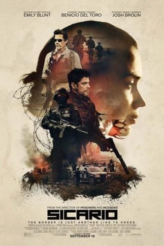 Sicario - Estreno de cine destacado