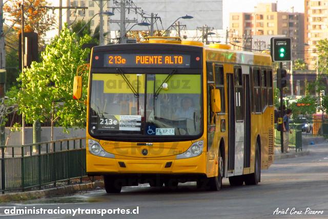 Transantiago - STP Santiago - Caio Mondego H (Biportal) / Mercedes Benz (FLXP73)