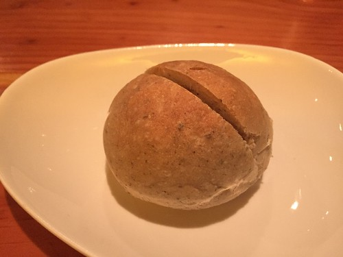 自家製パンですよ!