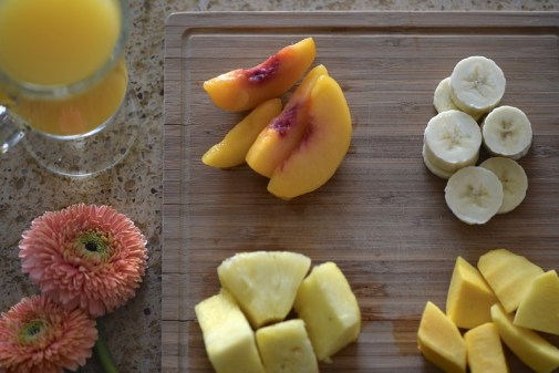 Fruit Smoothie Recipe