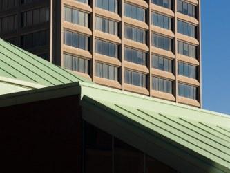 Aquatic Centre roof