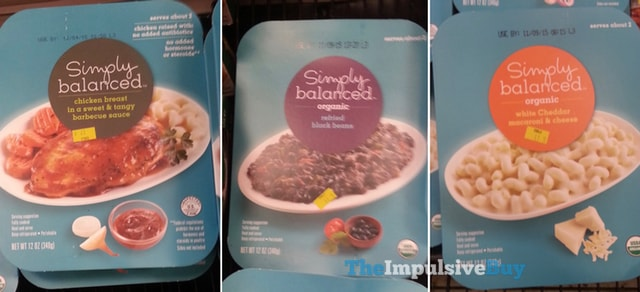 Simply Balanced Entrees and Sides 2
