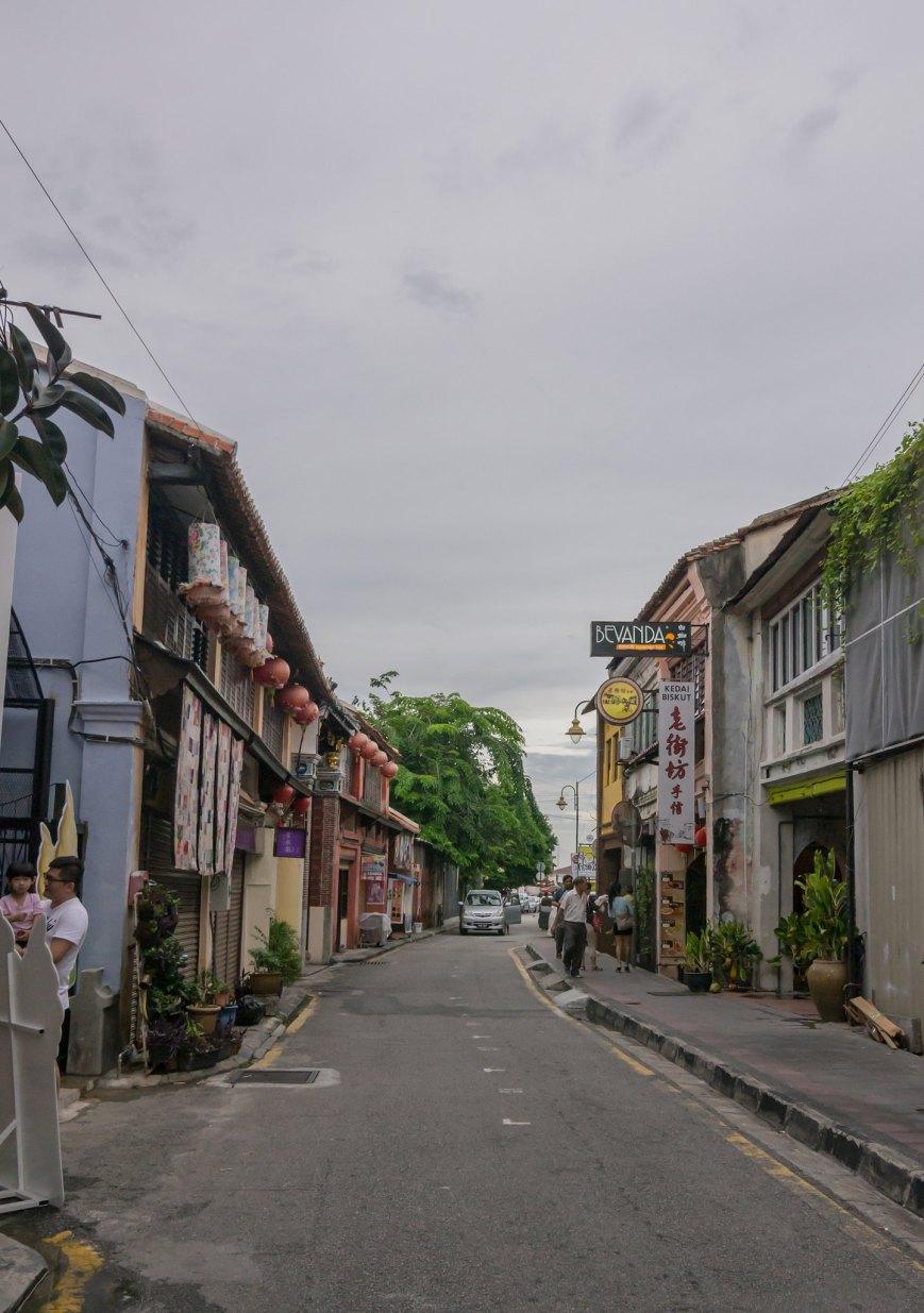 streets photo penang