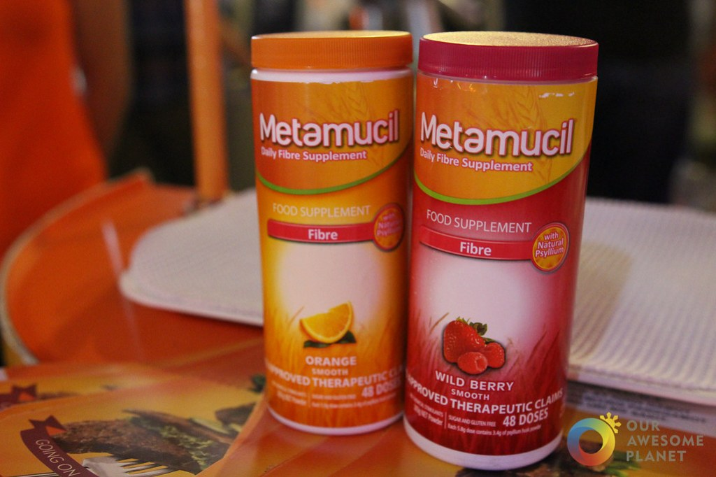 Metamucil: More Food Trip, Less Guilt Trip