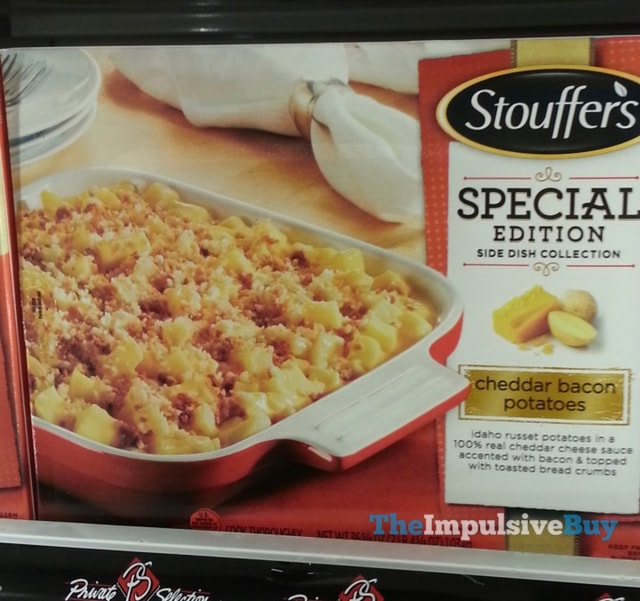 Stouffer's Special Edition Side Dish Collection Cheddar Bacon Potatoes