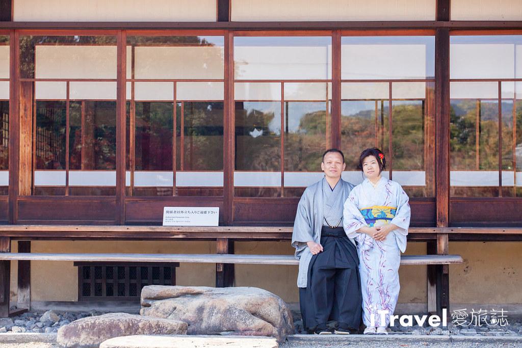 京都和服外拍摄影 (5)