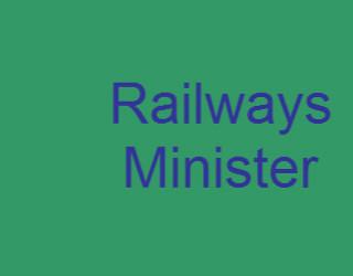 railways-minister