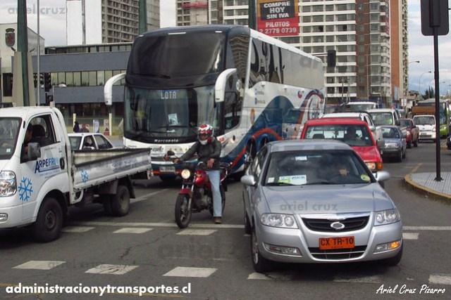 Taxi Ejecutivo | Santiago, Chile | Samsung SM3