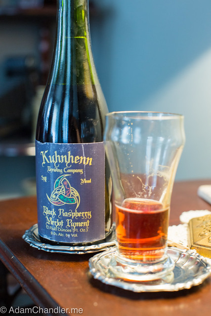 Kuhnhenn Black Raspberry Merlot Pyment