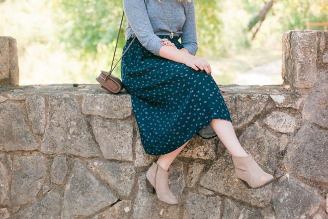 old navy midi skirt7