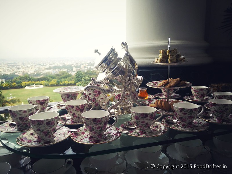 High Tea At Taj Falaknuma (6)
