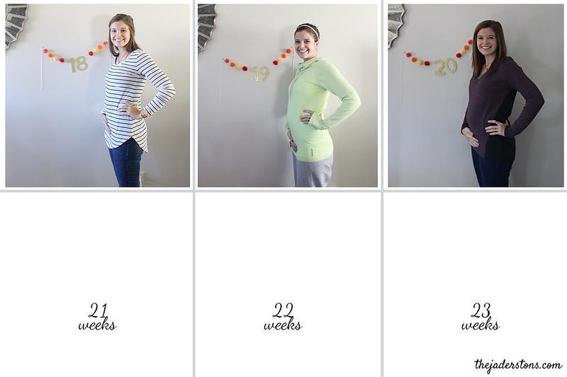 18-20 weeks